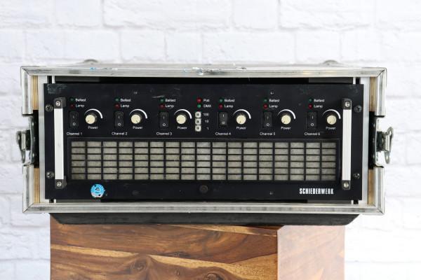 ARRI/Schiederwerk Electronic Ballast 6 x 575W