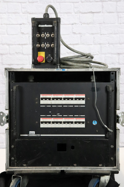 Chainmaster 8-CH Motorcontroller