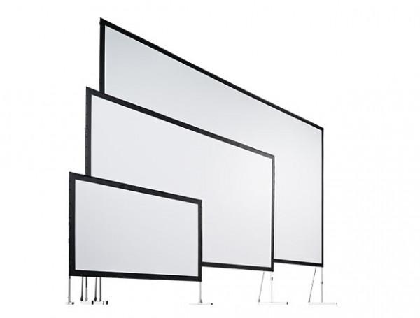 VARIO® 64 Leinwandtuch Dualprojektion 1400x300
