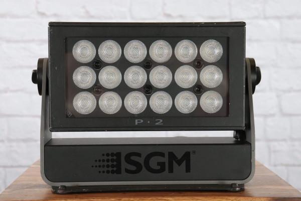 SGM P-2 RGBW Outdoor LED Fluter 43°