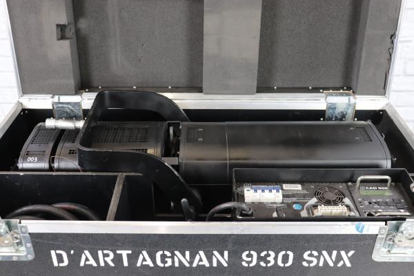 Robert Juliat D'Artagnan 930 SNX 10°-25°